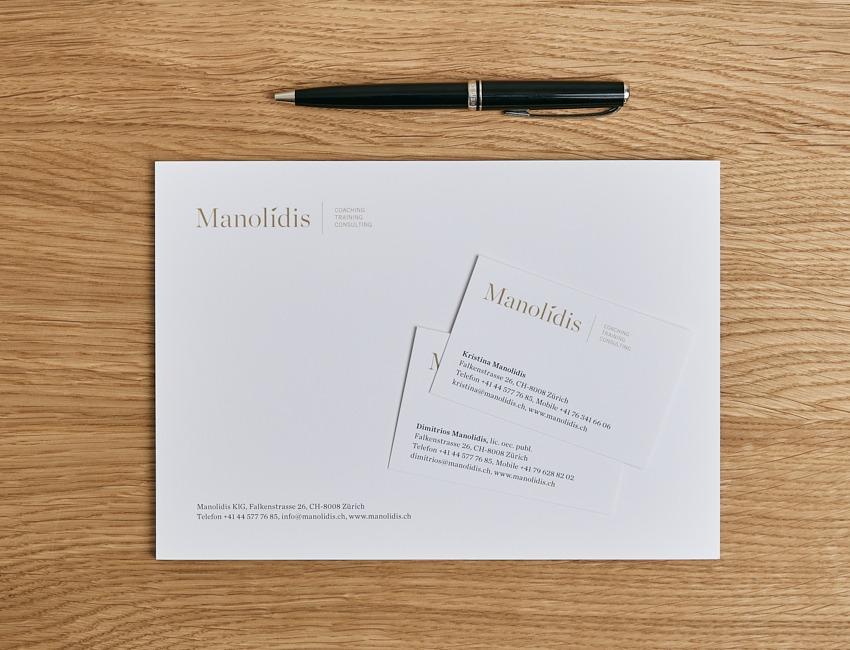 Kontakt Manolidis